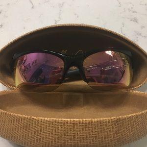 Maui Jims Sunglasses new in case 1.5 prescription